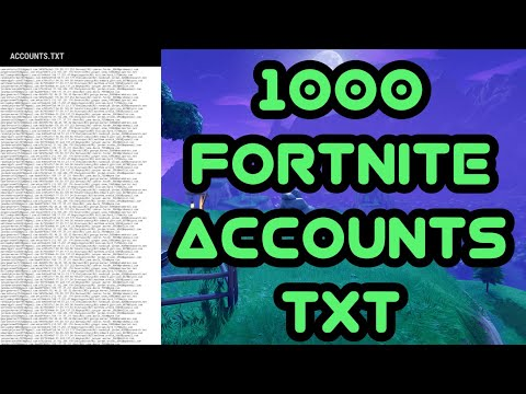 Free Xbox One Accounts And Passwords Fortnite - Ballersinfo com
