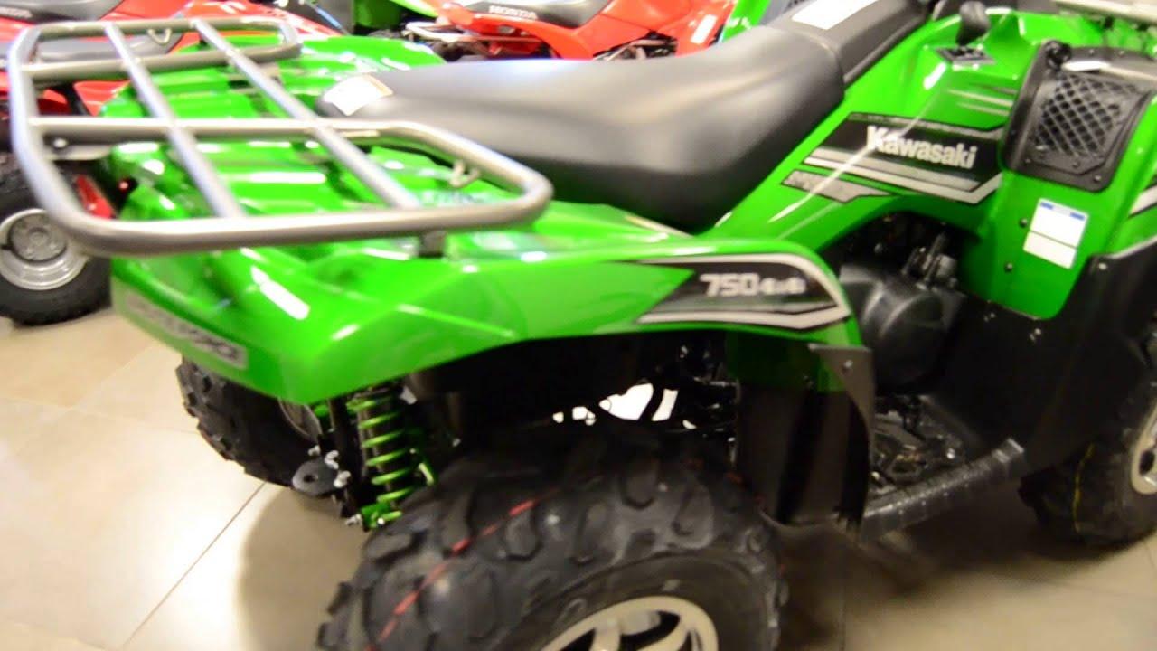 new 2016 kawasaki brute force 750 4x4i green for sale freedom