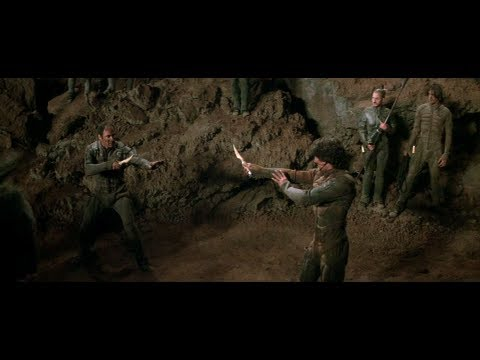 Dune Deleted Scene - Jamis Fight