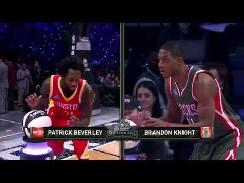 Patrick Beverley Wins the 2015 Taco Bell Skills Challenge