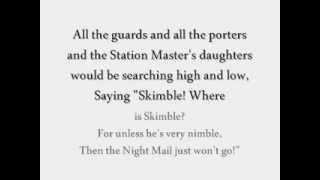 CATS [Original London Cast Recording]; Skimbleshanks Lyrics