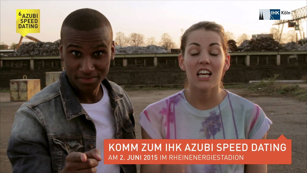 Azubi Speed ​​Dating Köln 2015