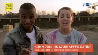 Azubi-Speed-Dating der IHK Köln am 2. Juni im RheinEnergieStadion