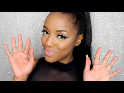 nicki-minaj-pinkprint-tour-inspired-makeup-tutorial- -ellarie
