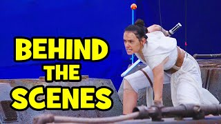 THE RISE OF SKYWALKER Official Behind The Scenes Clips & Bloopers