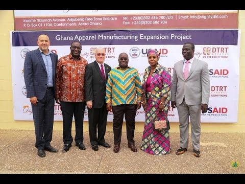 Nana Addo: Ghana to increase Export Volumes Under AGOA To $500m By 2020