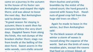 The Four Seasons (Irish Stories)
