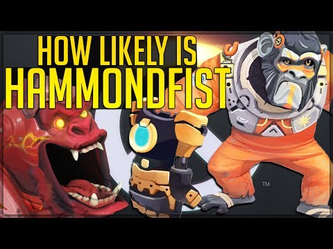 HAMMOND IS DOOMFIST - Overwatch! (Conspiracy Theory)