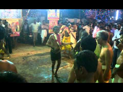 Chattayadi at CHANDANAMARI AMMAN TEMPLE Vizhinjam Kovalam
