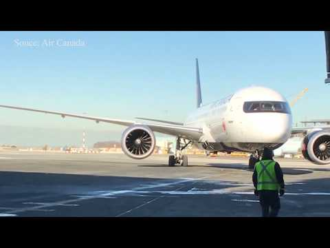 Air Canada Suspends Flight To Fort St. John