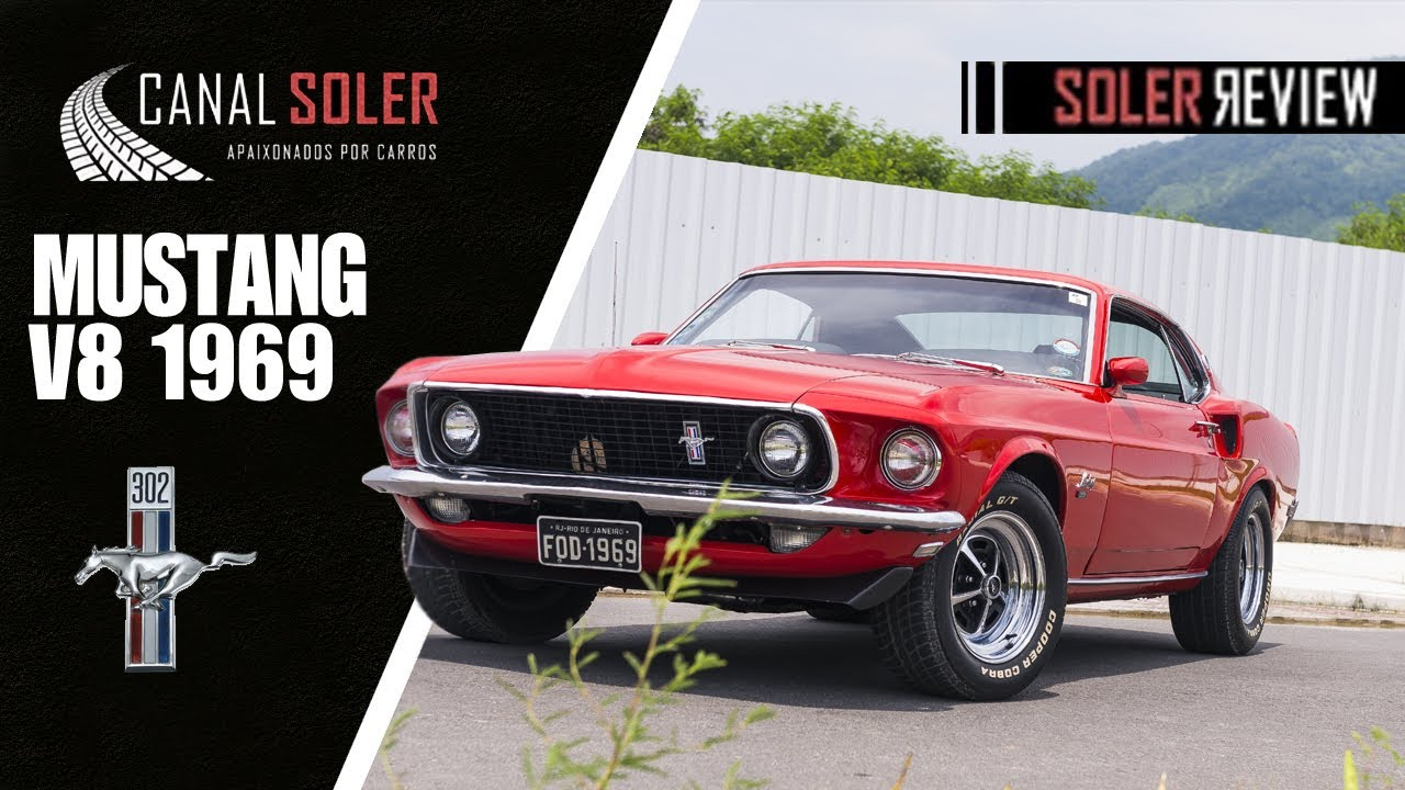 Mustang 351w fastback 1969 soler review ep59