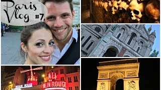 Paris Catacombs, Luxembourg Gardens, Sacre Couer, the Moulin Rouge & More!!(Vlog #7 from my honeymoon trip to Paris, France in 2015 with my new wife Jessica (JAMbeauty89)! Join us as we vlog through the streets of Paris. Vlog #7 ..., 2015-07-04T22:40:05.000Z)