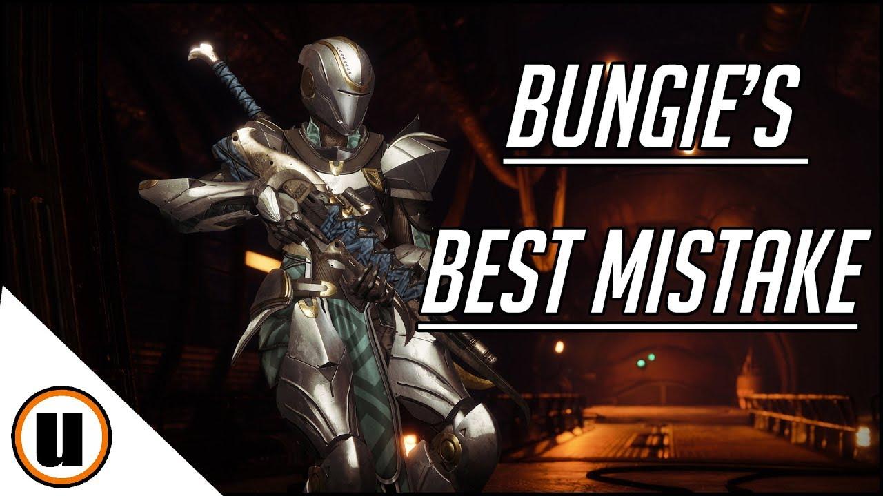 Bungie Makes An AMAZING Mistake | Destiny 2 - unknown