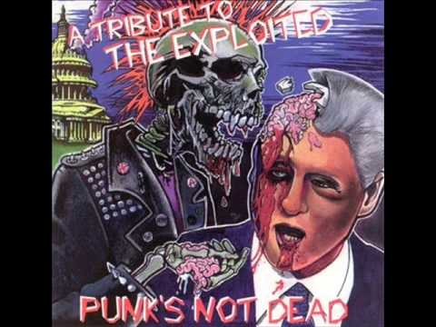 U.S. Chaos - USA (The Exploited Cover)