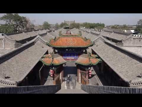 Beautiful Palaces in the World - Ancient City of Pingyao, Shanxi, China - HD