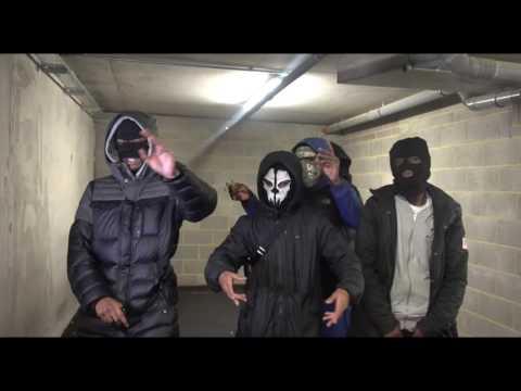 Nino x KK x Ghost (SHO / B SIDE) - Splash | @PacmanTV @ShoSavage @Kwenga_ghost
