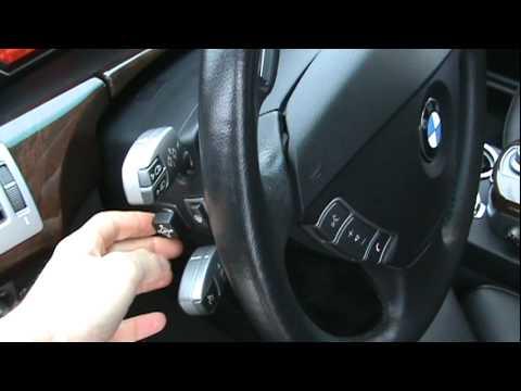 2006 BMW 750Li mpg