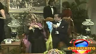 Chespirito - La Chicharra 1979 | Llegó el Play Boy Narciso Fajardo 3-4