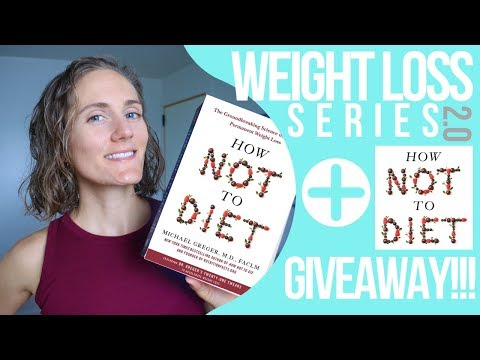 Weight Loss Series 2.0 + HOW NOT TO DIET Giveaway! thumbnail
