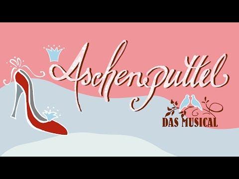 Aschenputtel - Das Musical - Freilichtbühne Bökendorf 2017 (Trailer)