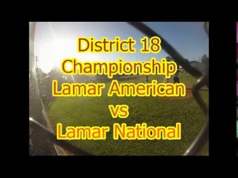 District 18 Championship 6 12 17