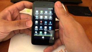 android 2.3.1 gingerbread на Nokia N900 & Angry Birds Rio