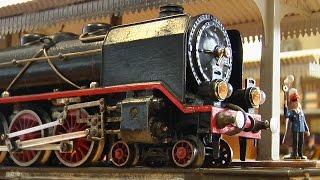 Märklin Blecheisenbahn vor dem Weltkrieg in Spur 0 voll funktionsfähig