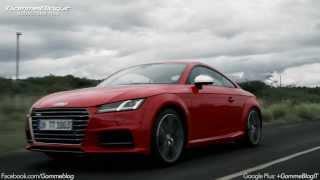 New Audi TTS - Test Drive - Sound - Driving Scenes