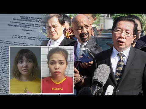 Defence in Kim Jong Nam murder trial focuses on VX 'murder weapon'