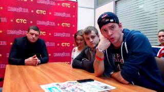 Cериал СТС «Молодежка»: встреча с главными звездами-актерами сериала(3)
