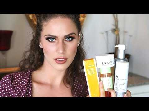 My Favorite Acids For Acne | Best AHA & BHA Skincare Recommendations