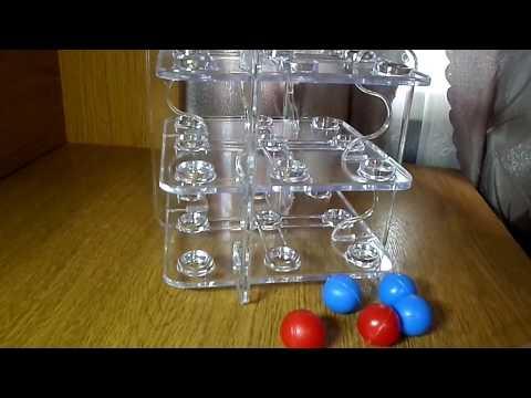Обзор на настольную игру Крестики-нолики 3D