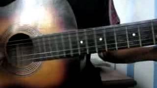 Mất trí nhớ - bài ca 4 mùa (guitar).avi