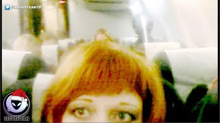 alien caught in russian woman s selfie on plane 12 19 2015