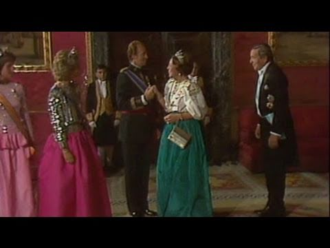 Staatsbezoek Spanje (1985)