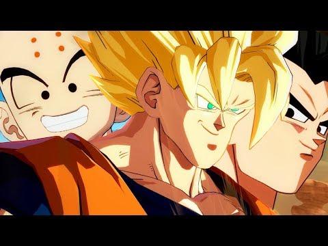 Sayajin GROSSO! - Dragon Ball FighterZ