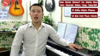 [EDUMALL] Dạy đệm piano cấp tốc - GV. Lê Thiện Chánh