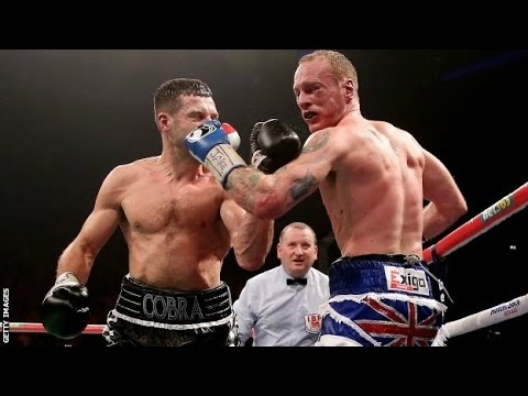 Carl Froch vs George Groves 2 HIGHLIGHTS- 31/05/14 #1