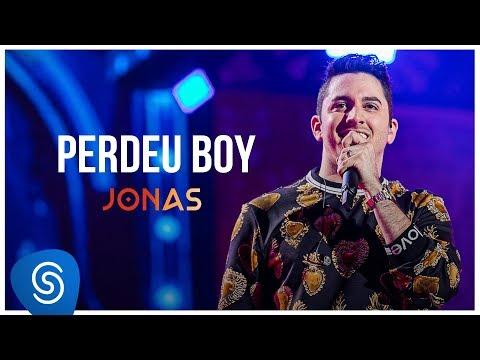 Jonas Esticado – Perdeu Boy (Letra)