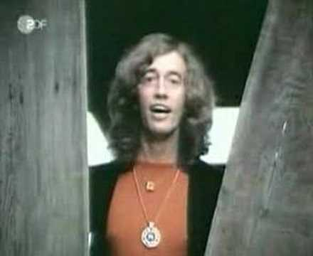 ROBIN  GIBB  INTERVIEW