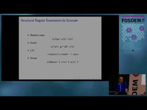 Vis Editor: Combining modal editing with structural regular expressions
