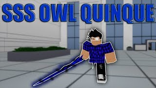 Ro-Ghoul - I Got SSS Owl Quinque For The First Time! | RKING SERVER (Roblox)