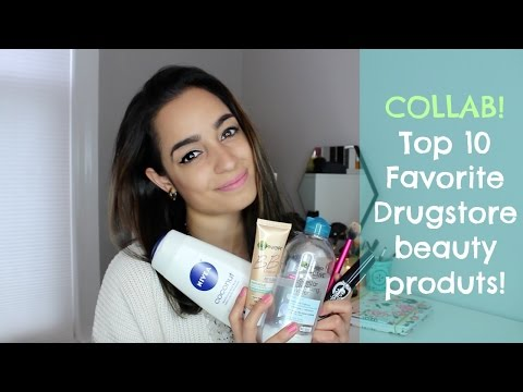 Top 10 Favorite Drug Store Products!
