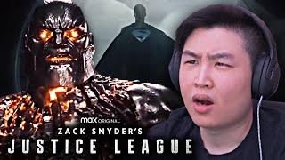 Justice League di Zack Snyder - Trailer FINALE !! [REAZIONE]