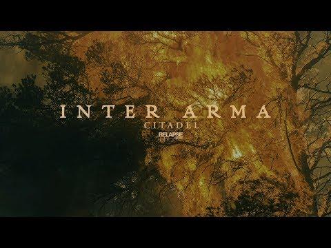 INTER ARMA - Citadel (Official Audio)