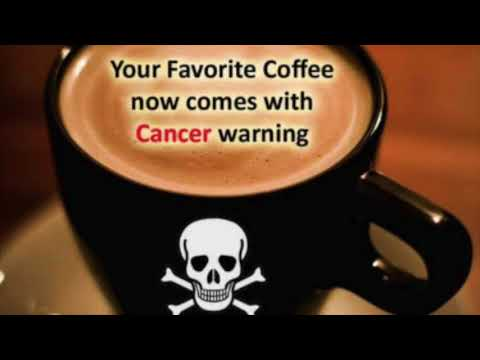 Coffee Causes Cancer?! Really??!! [EXPLICIT RANT]