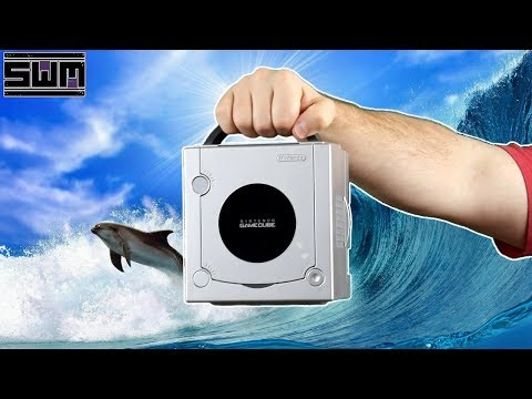 Taking Apart The Insanely Compact Nintendo Gamecube   Tech Wave!