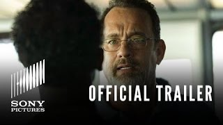CAPTAIN PHILLIPS - Official Trailer - In Theaters 10/11