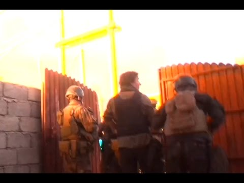 iraq: Bbc Tv reporter and other Miraculously survives 08.11.16 نجاة مجموعة من الصحفيين  بأعجوبة