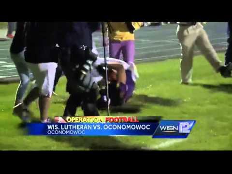 Unbelievable score in Wisconsin Lutheran-Oconomowoc matchup